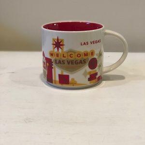Vegas Starbucks Mug